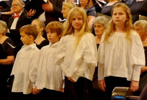 The Youth Chorus offers a fun, kid-friendly learning experience.